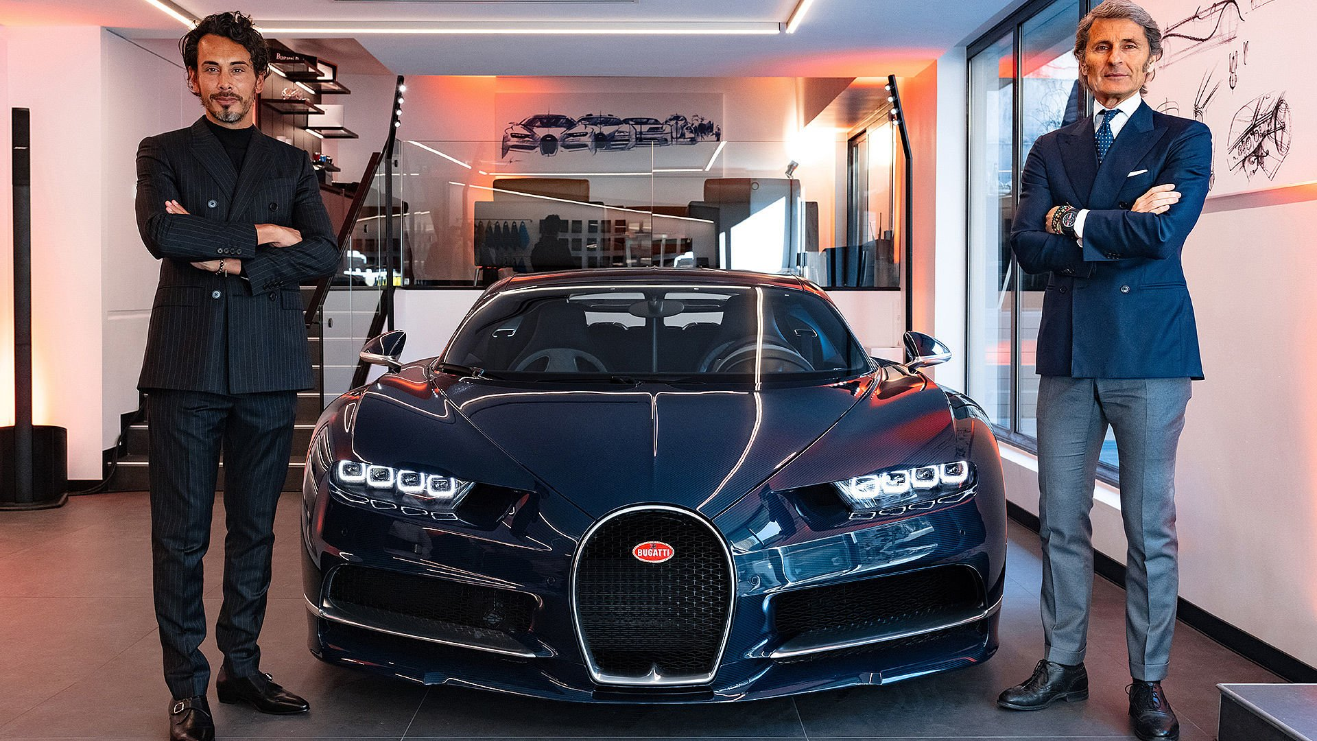 INDUSTRY NEWS: BUGATTI OPENS A NEW SHOWROOM IN PARIS